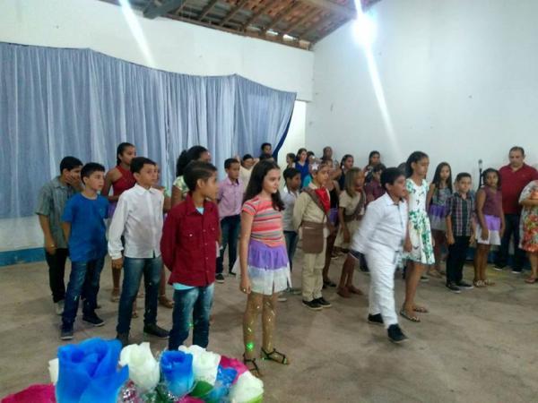 Escola Joaquim Martins realiza 1º Sarau Literário em Palmeira do PI