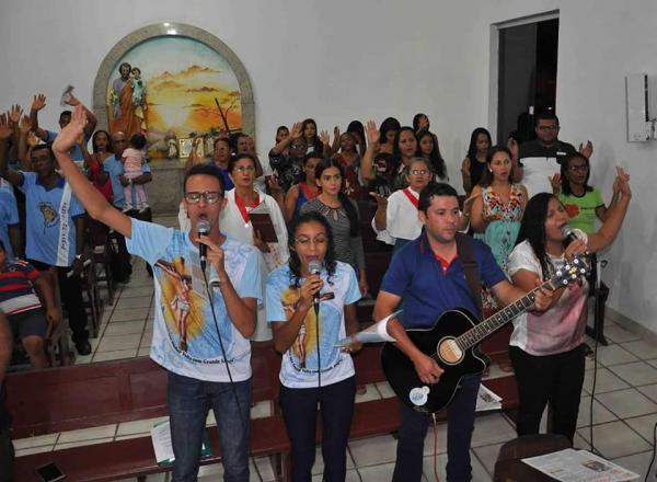 1º Cerco de Jericó é realizado no Santuário de Fátima em Monte Alegre.