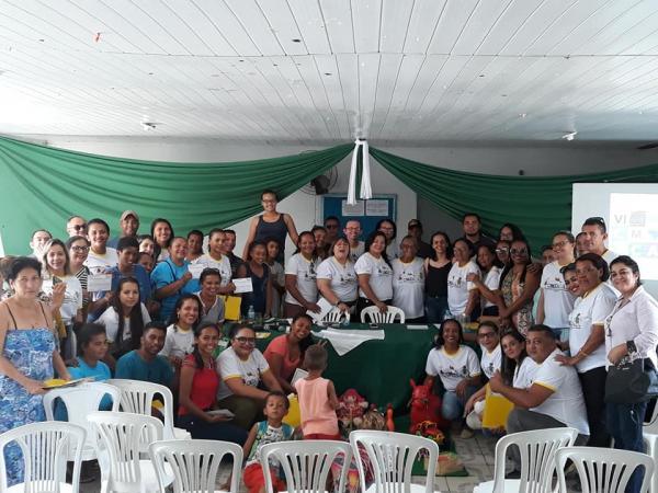 VI Conferência Municipal dos Direitos da Criança e do Adolescente é realizada em Parnaguá