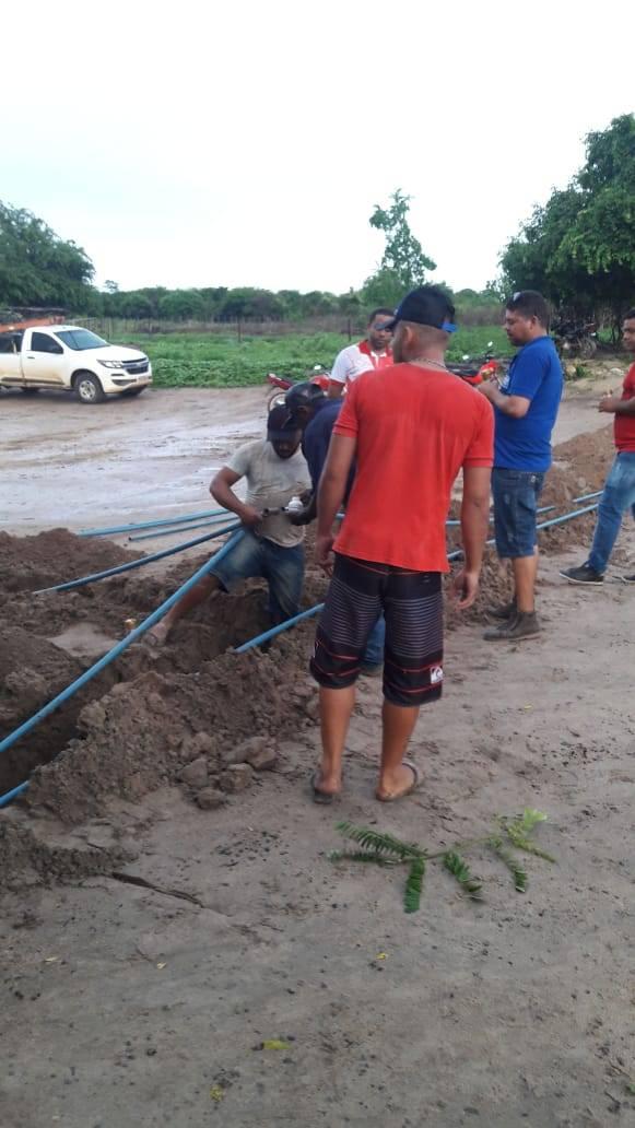 Prefeitura de Júlio Borges inicia instalação de 21 poços no município
