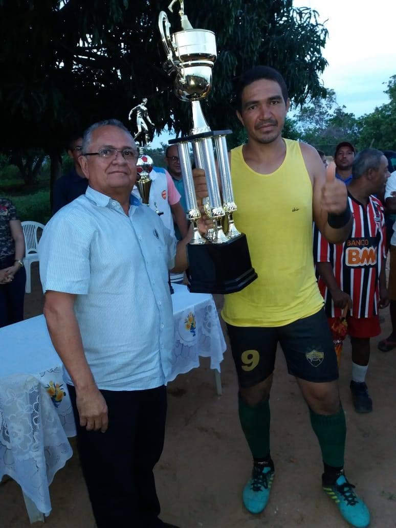 Municipal de Alvorada do Gurguéia: 'Primavera F.C.' é o Campeão