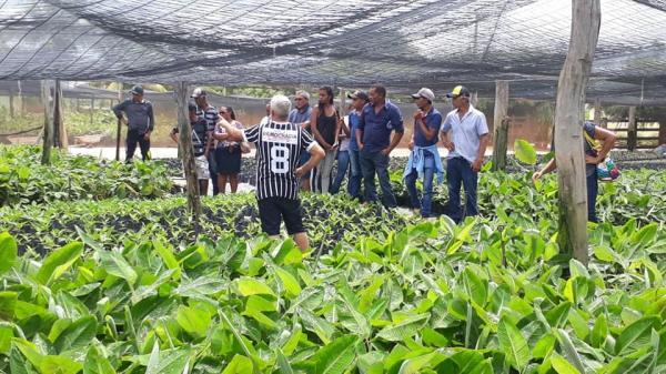 Prefeitura de Gilbués promove 'Dia de Campo'