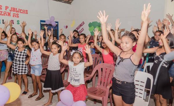 Prefeitura de Santa Filomena retoma atividades de programas sociais