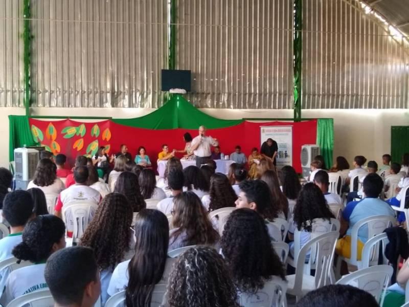 Lançamento oficial da Campanha da Fraternidade na Diocese de Bom Jesus do Gurguéia