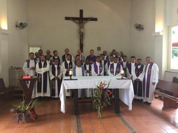 Diocese de Bom Jesus do Gurgueia realiza retiro anual do Clero