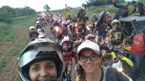 Veja imagens do 5º Rally do Povão em Santa Luz