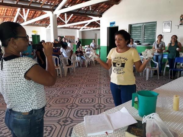 Encontro das Pequenas Comunidades é realizado em Parnaguá