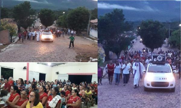 Festejos de Santo Expedito teve início em Palmeira do Piauí