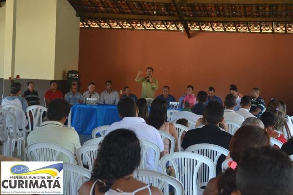 Prefeitura de Curimatá realiza Audiência Pública