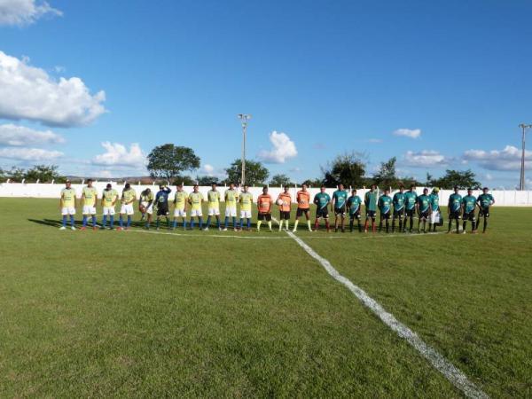 Mais uma rodada do Campeonato Municipal de Monte Alegre (18 e 19/maio)