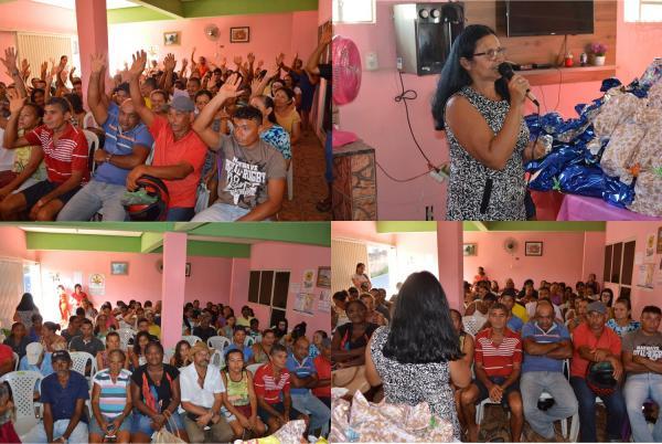 Sindicato Rural de Bom Jesus presta contas em Assembleia Ordinária