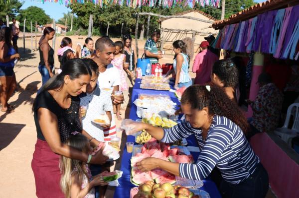 Festejos de Santo Antônio no Brejo da Conceição - Currais