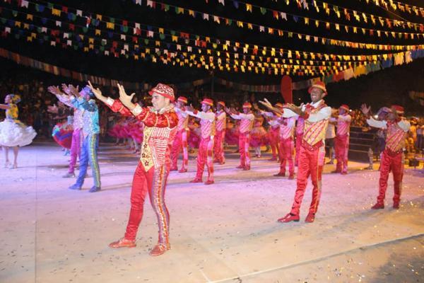 Quadrilha Gurgueia de Bom Jesus vence Festival Junino em Uruçuí-Pi