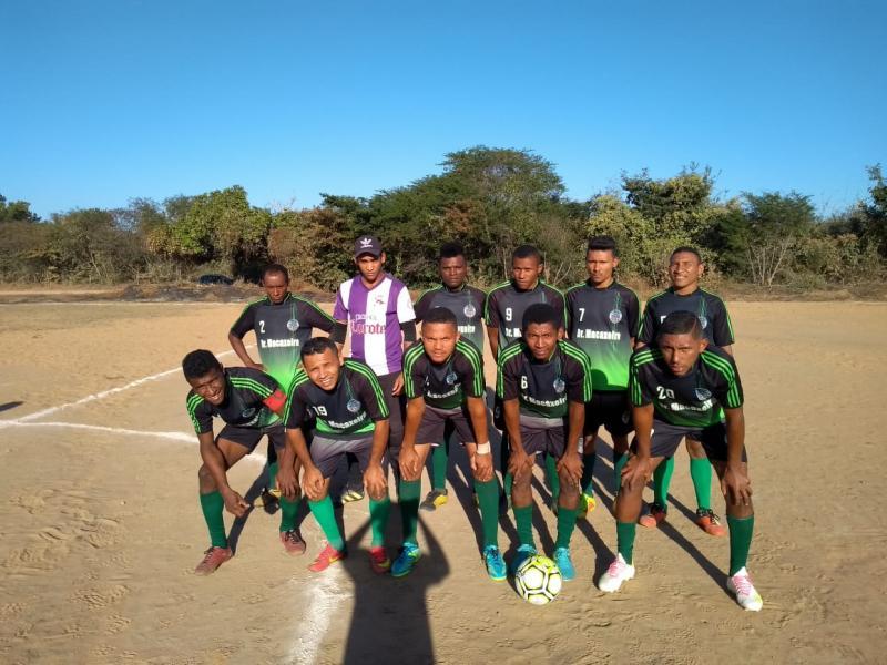 Três jogos marcam o início da I Copa do Interior em Redenção do Gurgueia