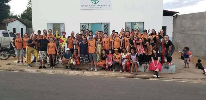 Júlio Borges: projeto 'Amor no Sertão' realiza ações sociais