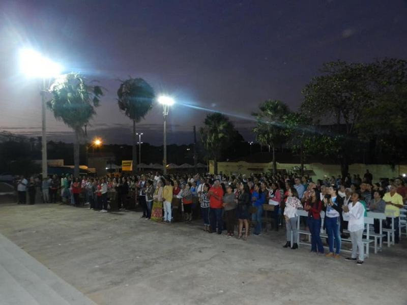Alvorada dá inicio ao festejo da Divina Pastora em Gilbués
