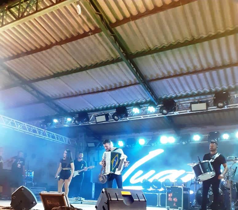 Fotos: Show do cantor Luan Estilizado em Gilbués-PI