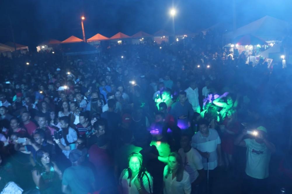 Festejos de Currais, missa e show de encerramento