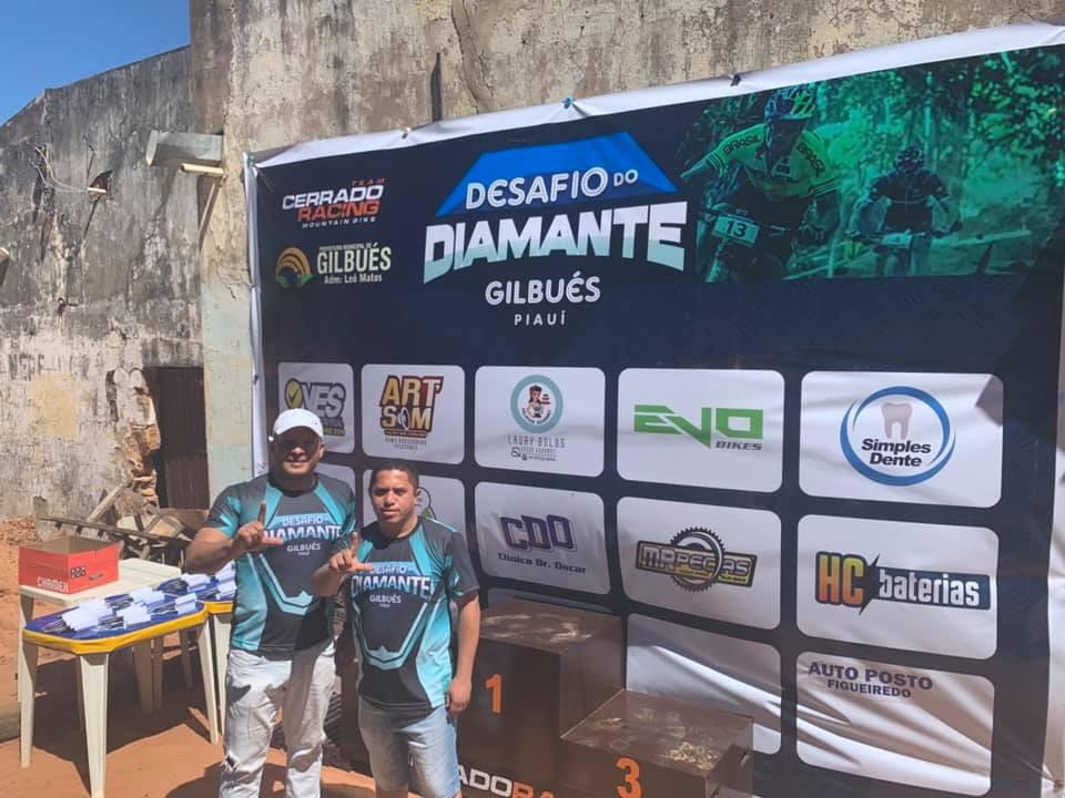 'Desafio do Diamante' agita o domingo em Gilbués-PI