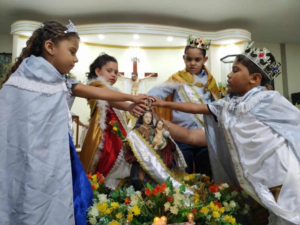 Fotos: Procissão de Nossa Senhora do Bom Sucesso em Curimatá