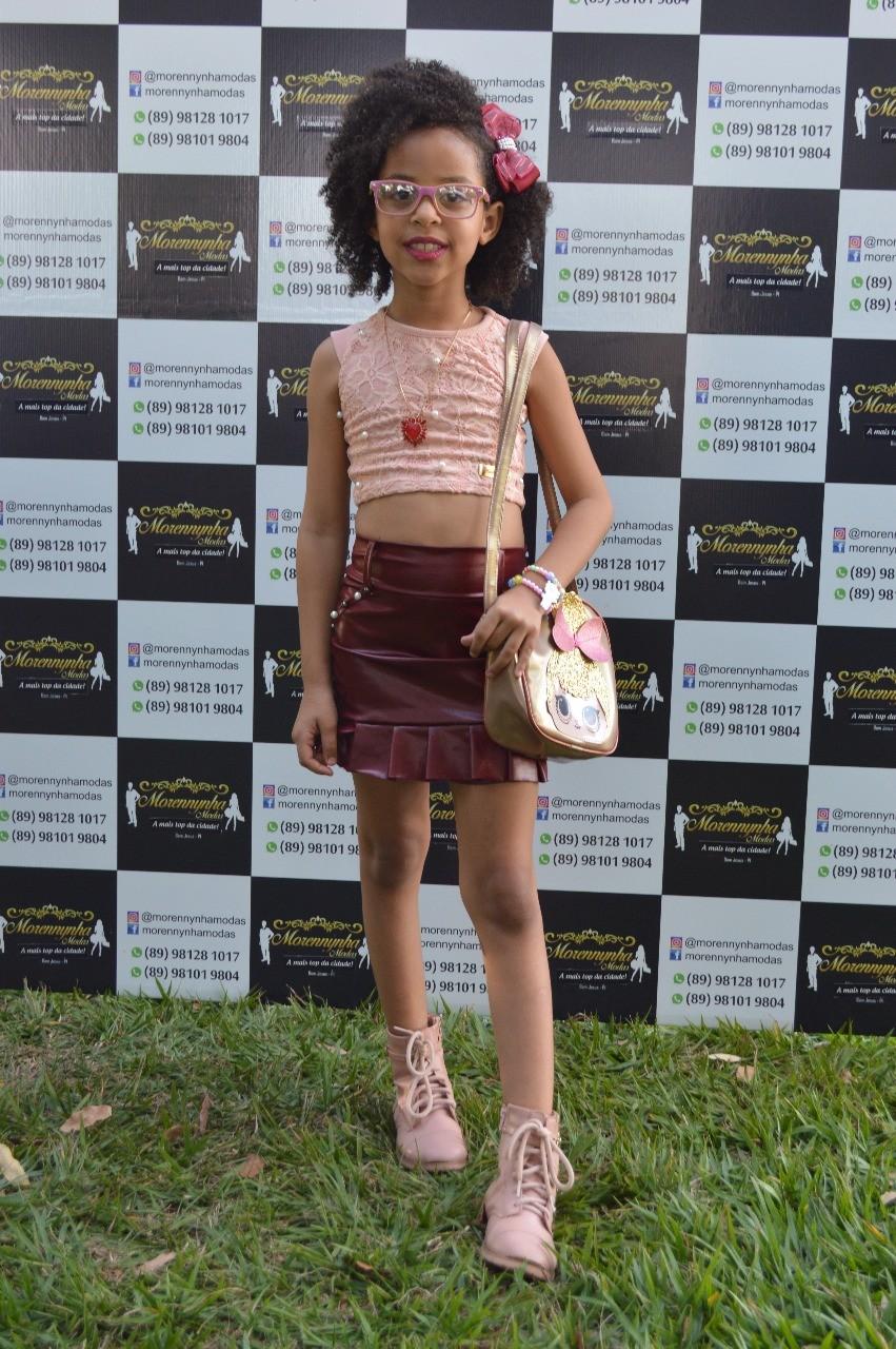 I concurso Garota e Garoto Morennynha Modas Mirim 2019