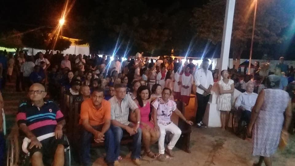 Festa de de São Francisco de Assis em Barreiras do Piauí