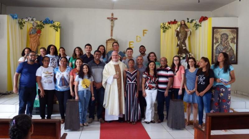 RCC da Diocese de Bom Jesus realiza Encontro e comemora 20 anos do movimento
