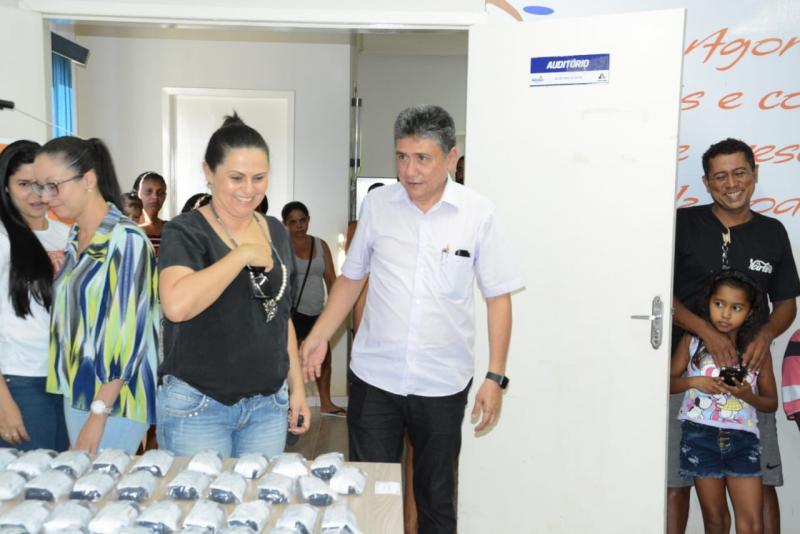 Bom Jesus: Crianças recebem óculos doados pelo S.A.S Brasil