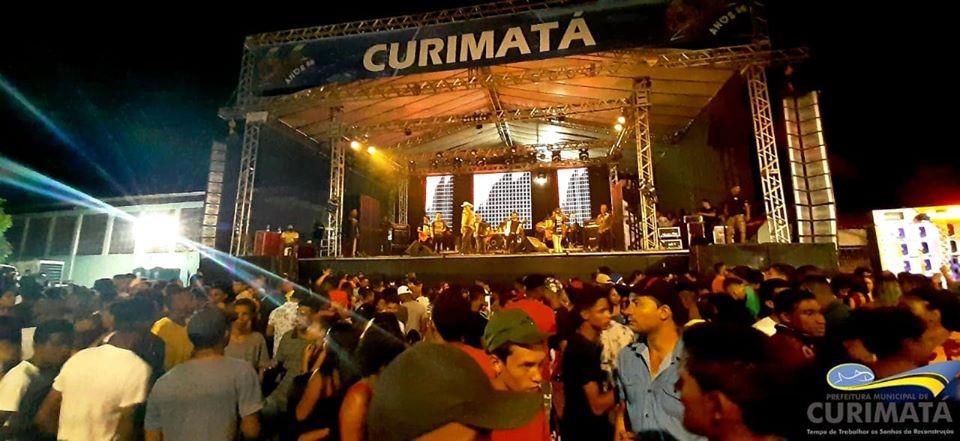 Veja uma galeria de fotos do aniversário de Curimatá