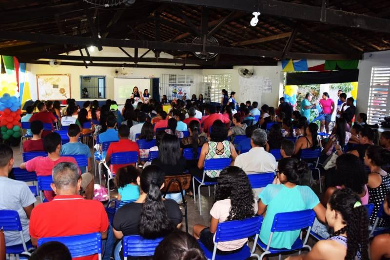 Bom Jesus: Secretaria de Educação estimula aprendizado com projeto