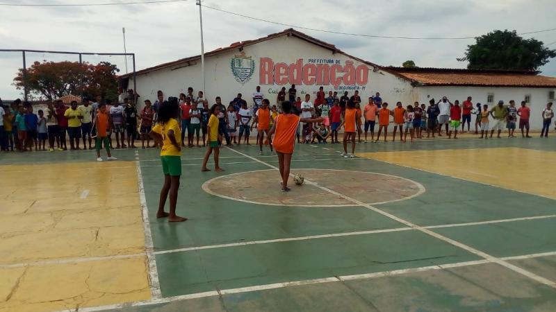 Redenção do Gurguéia: Jogos Escolares 2019 foi um sucesso