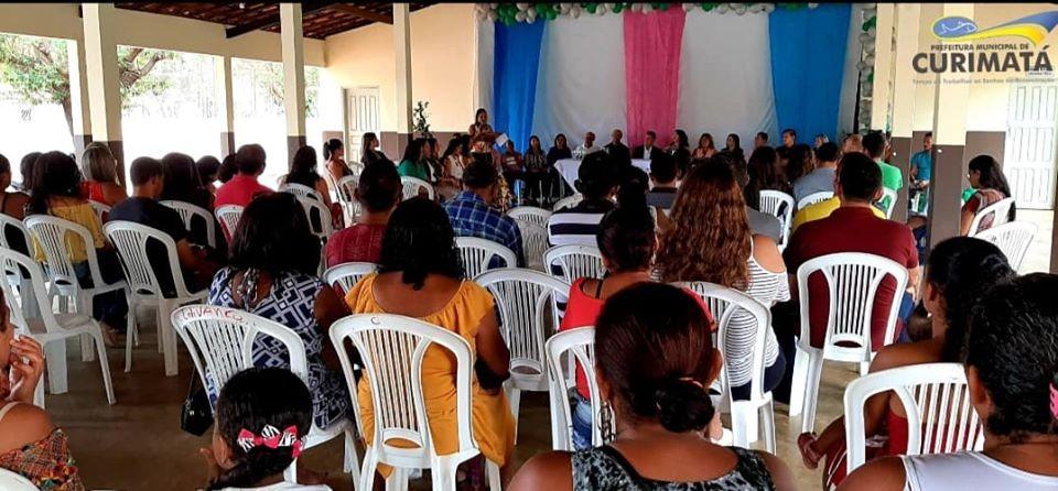 Fotos: Posse dos novos conselheiros tutelares de Curimatá