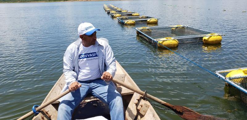 Prefeitura de Júlio Borges inicia projeto pioneiro com pescadores