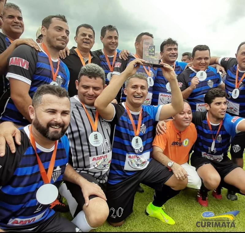 Valdecir Júnior participa do 1º Torneio de Futebol dos Prefeitos