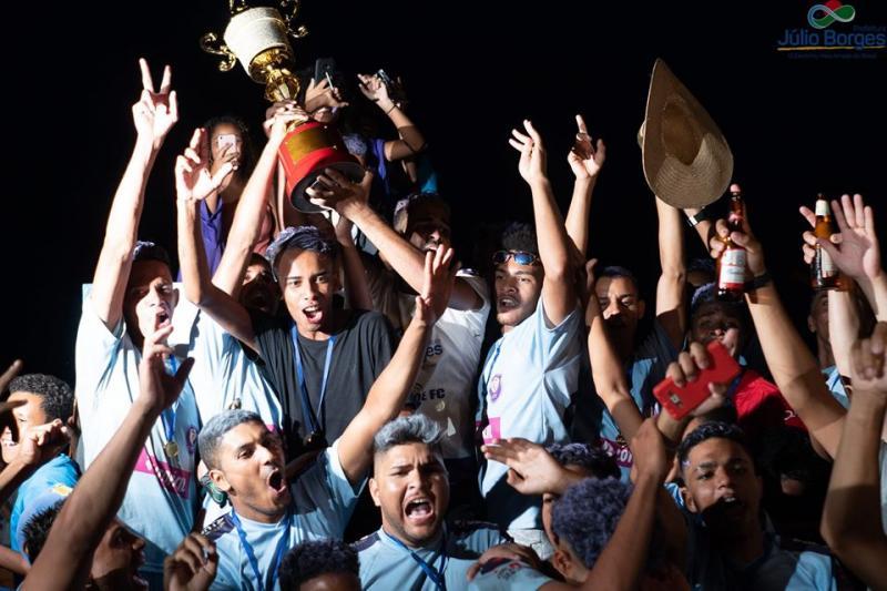 Imagens: Final do Campeonato de Júlio Borges