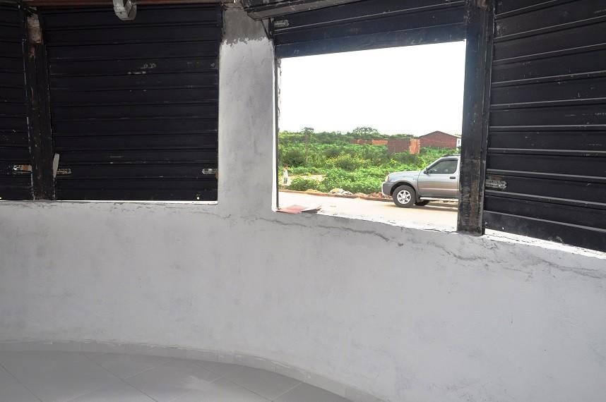 Melhorias no Bairro Jatobás em Avelino Lopes