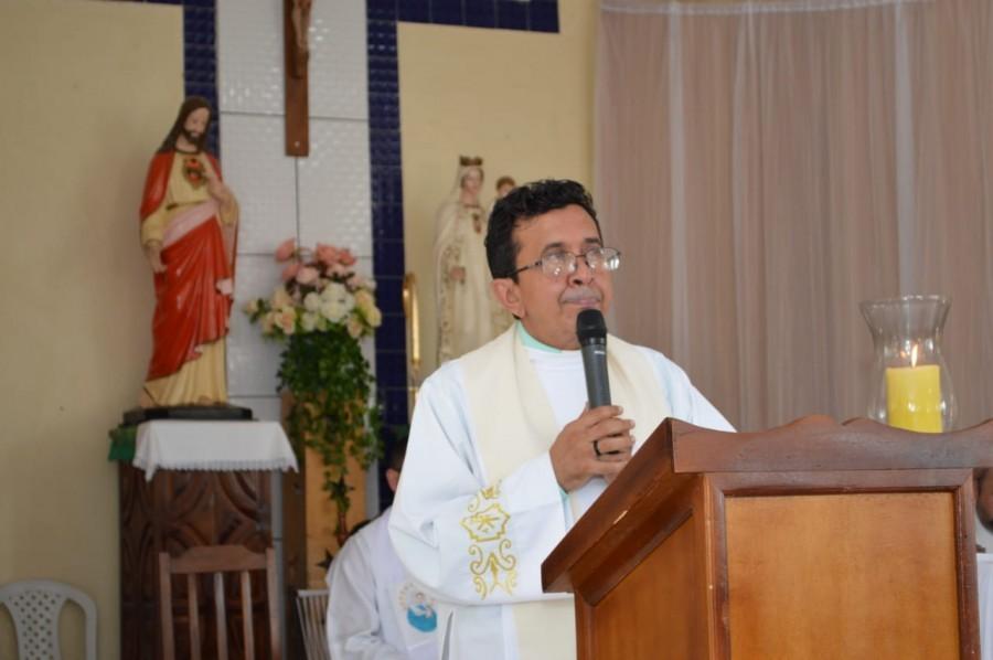 Posse canônica do Pe. Raimundo Nonato em Palmeira