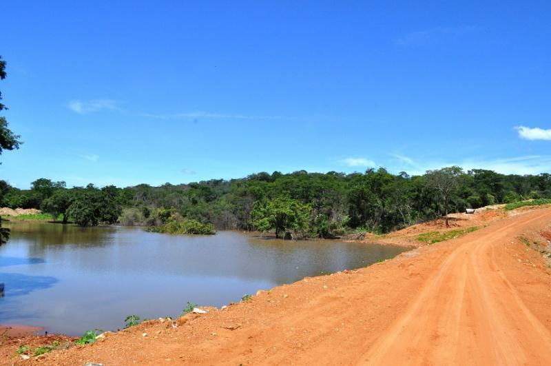 Estrada de Avelino Lopes para Bahia tem dupla utilidade