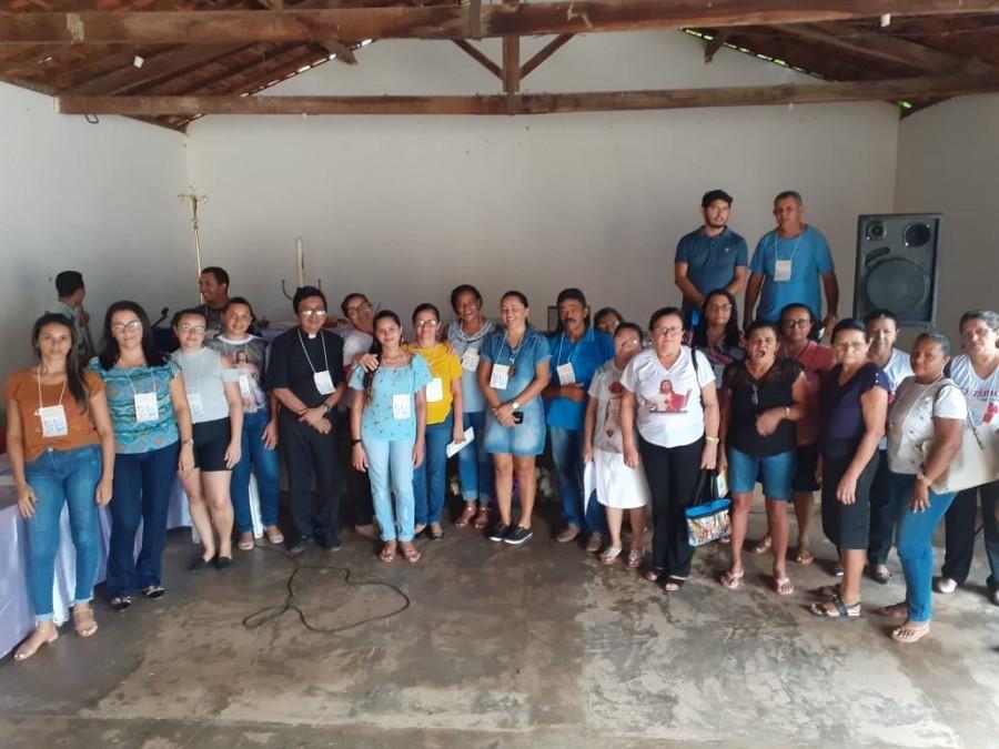 Assembleia Paroquial é realizada em Palmeira do PI