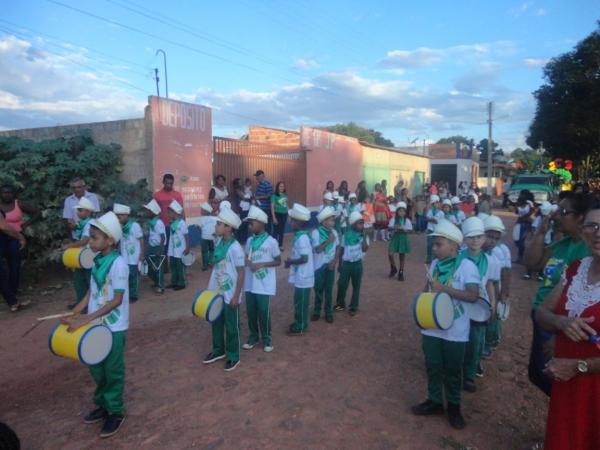 Independência: 7 de Setembro ganha Desfile Cívico em São Gonçalo do Gurgueia