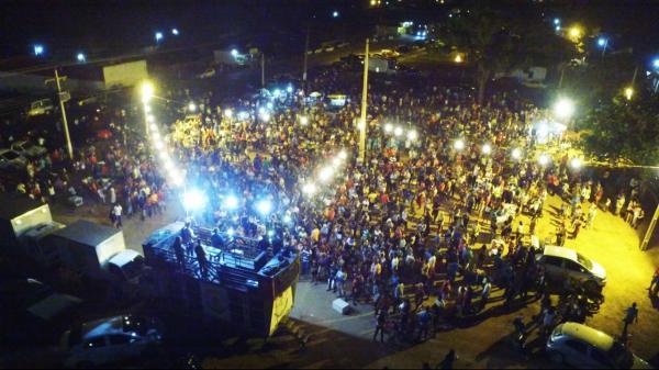 Armazém Credimar: Show do Cantor Júlio Nascimento em Cristino Castro-PI
