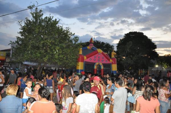 Cultura de Bom Jesus promove Dia das Crianças em praça pública