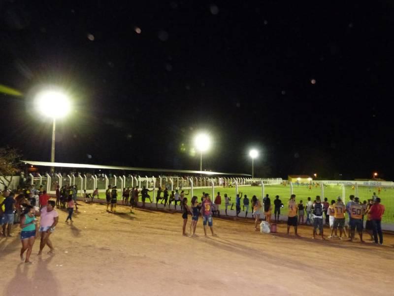 Definidos os times das quartas de finais do municipal de Monte Alegre