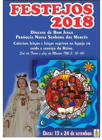 Festejo de Nossa Senhora das Mercês em Palmeira do Piauí