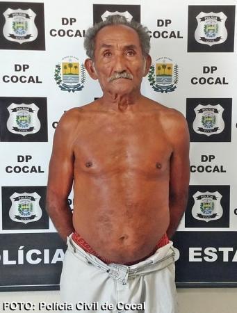 Piauí: idoso é preso suspeito de abusar sexualmente das duas bisnetas