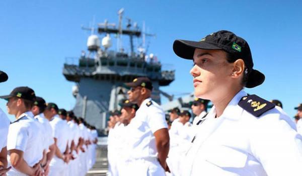 Marinha abre concurso para 177 vagas na área da saúde