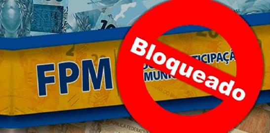 Prefeitura de Gilbués têm FPE e FPM bloqueados e salários podem atrasar