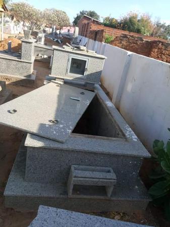 Preso homem de 21 anos acusado de vilipendiar cadáveres em Paes Landim