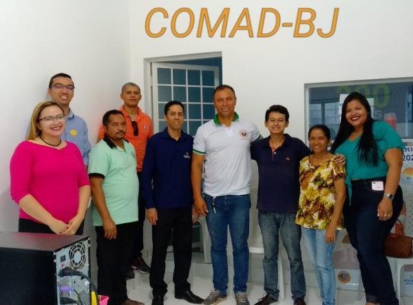 Pastor Ronald é eleito presidente do Comad