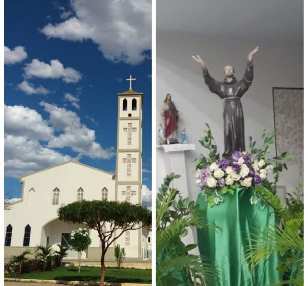 Está acontecendo os Festejos de São Francisco em Santa Luz - Pi